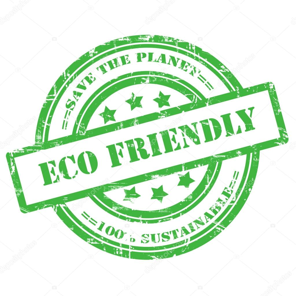 Custom Eco Friendly Rubber stamps