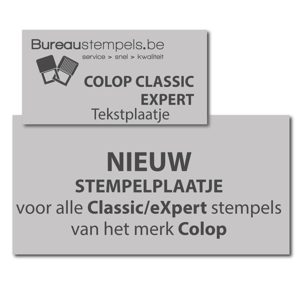 Colop Classic/Expert