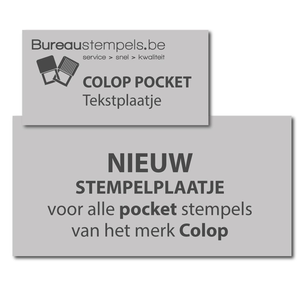 Colop Pocket stempels