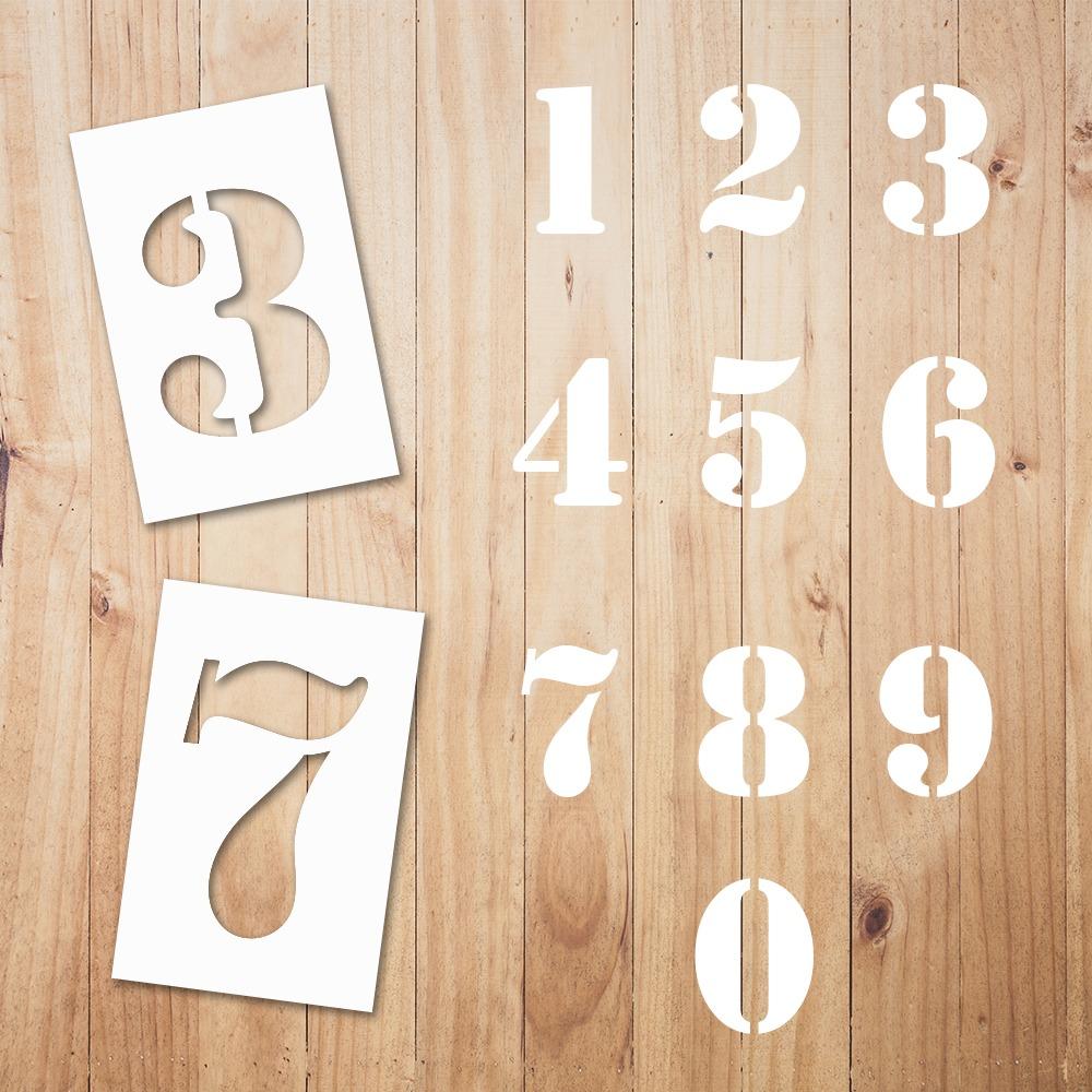 Sjabloon cijfers