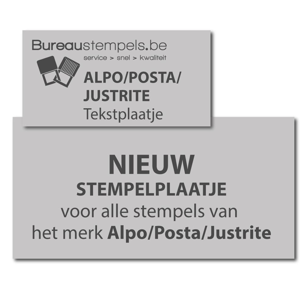 Alpo / Posta / Justrite