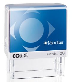 Colop Printer 20 Microban. Antibacteriële stempel.