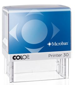 Colop Printer 30 Microban. Antibacteriele stempel.