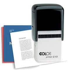Colop Printer Q43 EX-LIBRIS