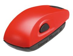 Stamp Mouse R30 Rood