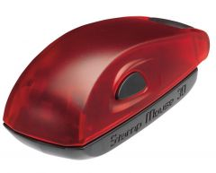 Stamp Mouse 30 Ruby