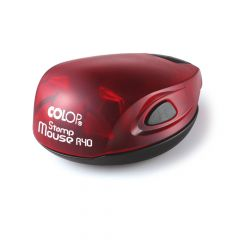 Stamp Mouse R40 Ruby